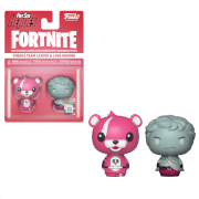 Funko Fortnite Pint Size Heroes Cuddle Team Leader and Love Ranger 2-Pack