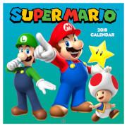 Super Mario 2019 Calendar