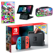 Nintendo Switch Splatoon 2 Pack + £30 eShop Credit