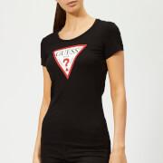 Guess Women's Original T-Shirt - Jet Black
