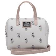 Loungefly Disney Mickey Mouse Minnie Aop Duffle Bag - Cream