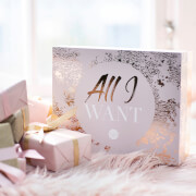 All I Want' Holiday Limited Edition 2018
