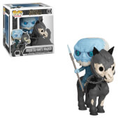 Game of Thrones Mounted White Walker Funko Pop! Ride