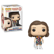 Stranger Things - Eleven mit Mall Outfit Pop! Vinyl Figur