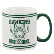 Funko Homeware Stranger Things Hawkins High School Mug - Green