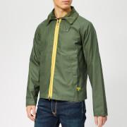 Barbour Beacon Men's Munro Wax Jacket - Light Moss