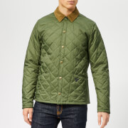 Barbour Beacon Men's Starling Quilt Jacket - Moss