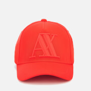 Armani Exchange Men's Baseball Cap - Absolute Red