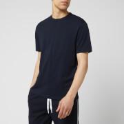 Armani Exchange Men's Tonal Circle Logo T-Shirt - Navy