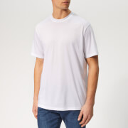 Armani Exchange Men's Small Script Logo T-Shirt - White