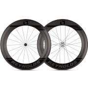 Reynolds 80 Aero Carbon Clincher Dicc Brake Wheelset 2019