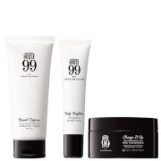 House 99 Broad Defense Moisturiser, Styling Clay and Eye Balm Bundle (Worth £54.00)