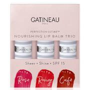 Gatineau Perfection Ultime Nourishing Lip Trio (Worth £81)
