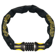 OnGuard Mastiff 8022C Bike Combination Chain Lock - 80cm x 8mm