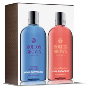 Molton Brown Inspiring Wild Indigo and Sensual Hanaleni Hand Bathing Set