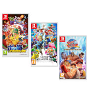 Nintendo Switch Brawler Game Pack