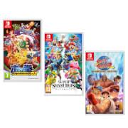 Nintendo Switch BrawlerGame Pack