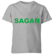 Summit Finish Sagan Bold Kids' T-Shirt - Grey
