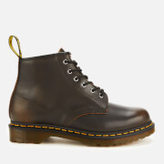2e3ae6971ae3 Dr. Martens Women s Alix Lace Up Boots - Black Polished Smooth ...