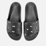 Ted Baker Women's Sydeni Slide Sandals - Black
