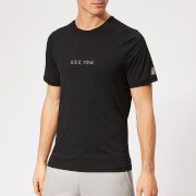 Reebok Men's OSR Elevated Running T-Shirt - Black