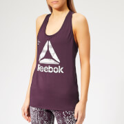 Reebok Women's Activchill Graphic Tank Top - Purple