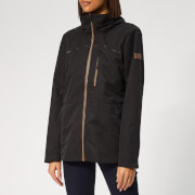 Superdry Women's Ionic Windcheater Jacket - Black