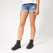 Levi's Women's 501 Long Shorts - Highways/Byways