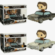 Supernatural Sam in Baby EXC Pop! Vinyl Ride Figure (VIP ONLY)