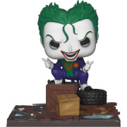 DC Comics Super Villains The Joker (Jim Lee) HUSH EXC Funko Pop! Deluxe
