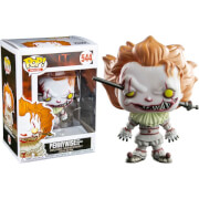 IT Pennywise with Wrought Iron EXC Pop! Vinyl Figure