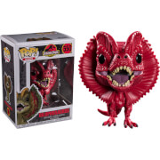 Figurine Pop! Dilosphosaure Rouge EXC