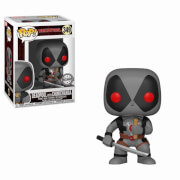 Marvel Deadpool with Chimichanga EXC Pop! Vinyl Figure (VIP ONLY)