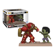 Marvel Hulkbuster vs. Hulk EXC Pop! Movie Moment (VIP ONLY)