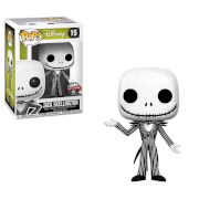 Disney Nightmare Before Christmas - Jack Skeletron Glitter Figura Pop! Vinyl Esclusiva