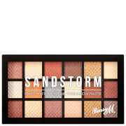 Barry M Cosmetics Baked Eyeshadow Palette Sandstorm