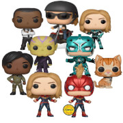 Captain Marvel Pop! Vinyl - Pop! Collection