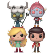 Disney Star vs Forces of Evil Pop! Vinyl - Pop! Collection