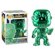 Figura Funko Pop! - Thanos Verde Cromado - Vengadores