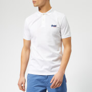 Superdry Men's Light City Polo Shirt - Optic