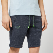 Superdry Men's Jersey Shorts - Navy Grit