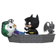 Batman's 80th Batman and Joker 1989 Pop! Movie Moment