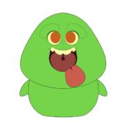 Peluche Funko Supercute! Ghostbuster Slimer