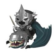 Figurine Pop! Ride - Le Roi Sorcier D'Angmar et sa Bête