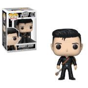 Pop! Rocks Johnny Cash in Black Funko Pop! Vinyl