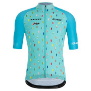 Santini Richie Porte Welcome Kit Jersey