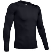 Under Armour Rush Compression LS Top - Black