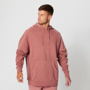 MP Washed Pullover Hoodie - Russet