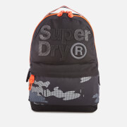 Superdry Men's Dot Montana Backpack - Black