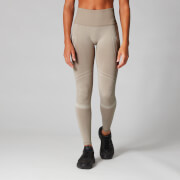 MP Seamless Ultra Tonal Leggings - Sesame/Moonbeam